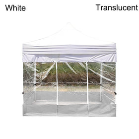 Portable Outdoor Tent Surface Replacement Rainproof Canopy Party Waterproof Gazebo Canopy