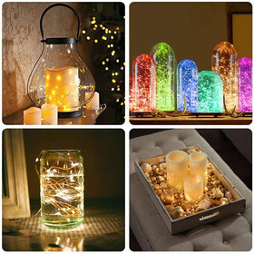 Home Living Deco RGB Bluetooth String Lights USB Smart Lamp Decoration