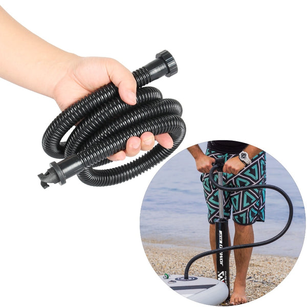 soft inflation tube high pressure hand pump for stand up paddle board aqua marina zray