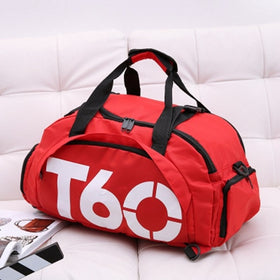 Men Sport Gym Bag For Women Fitness Waterproof Outdoor