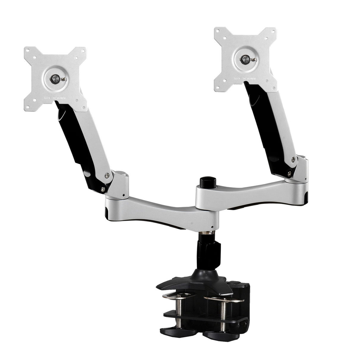 Amer Networks, Clamp, Dual, Articulating Arm