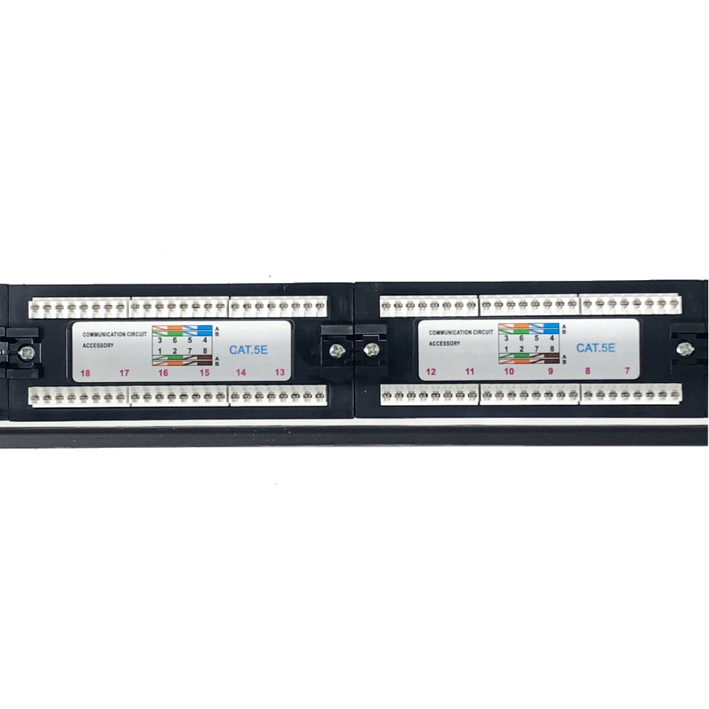 Primewired, Patch Panel Cat5e 110 Type 48 Port 2U