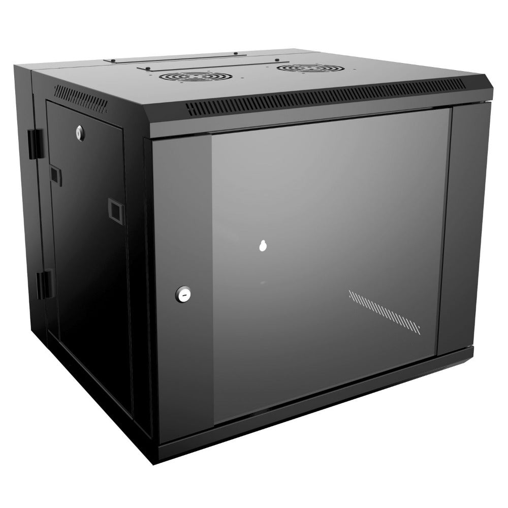 Rack Basics, RB-SW Series, Economy Swing-Out Wall Mount Cabinet  9U
