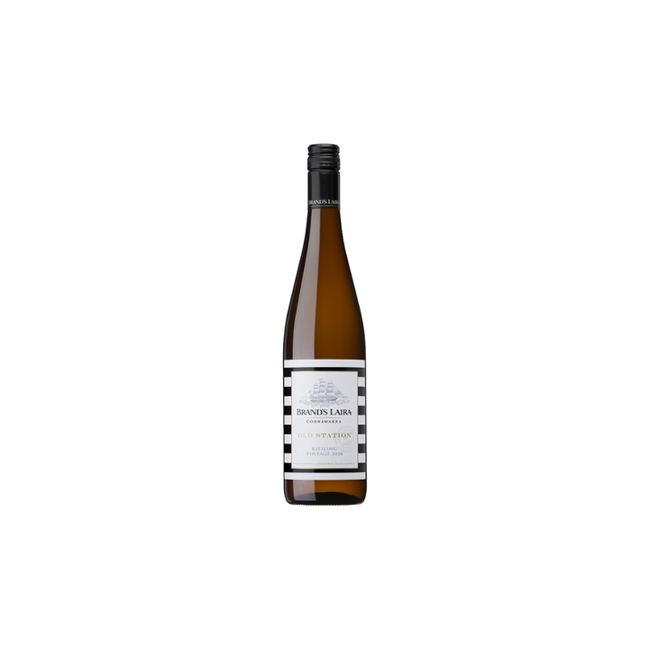 Brands Laira Coonawarra Old Station Riesling 2018