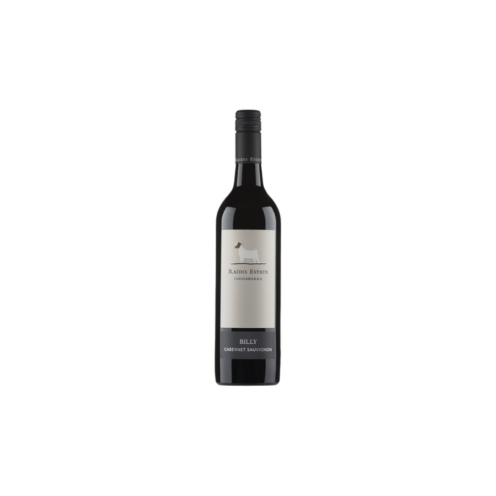 Raidis Estate Billy Cabernet Sauvignon 2016