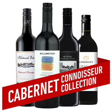 Cabernet Connoisseur Collection 6 Pack