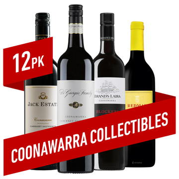 Coonawarra Cabernet Collectibles 12 Pack