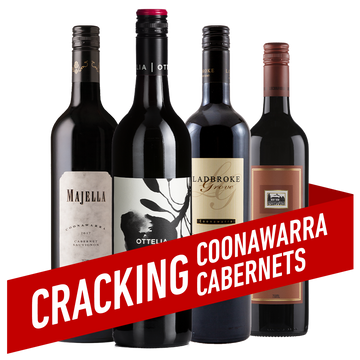 Cracking Coonawarra Cabernets 6 Pack