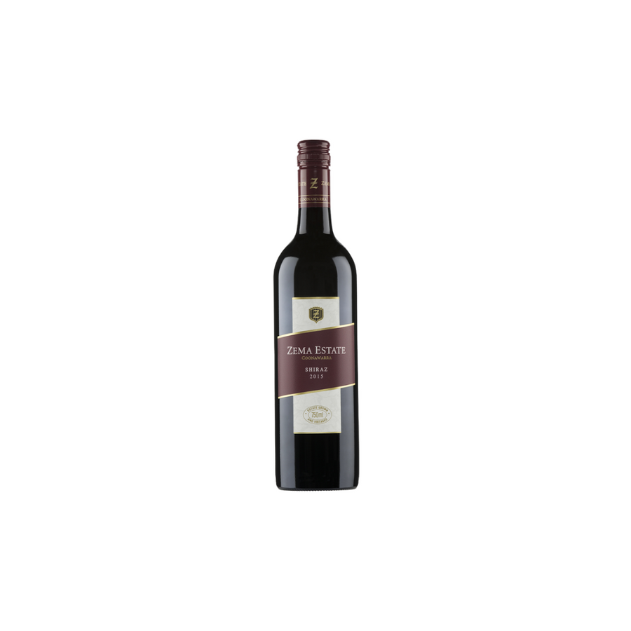 Zema Estate Shiraz 2015
