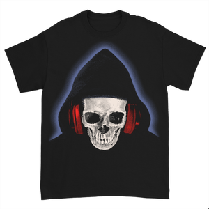 Headphone Reaper Tee