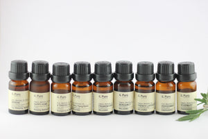 How to apply essential oil internally