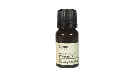 Four Thieves Essential Oil blend