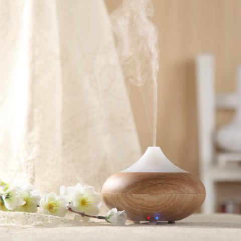 Teardrop/vase Ultrasonic Diffuser