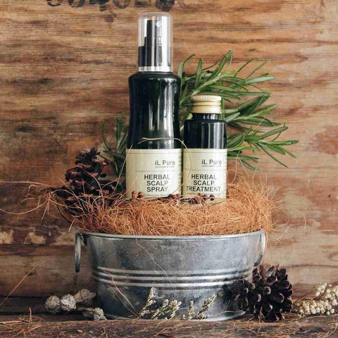 Herbal Scalp Treatment oil 60ml