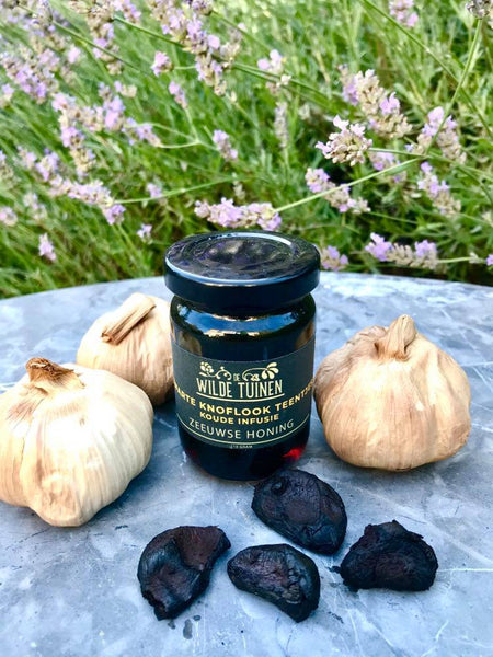 Black Garlic in Zeeuwse Honing