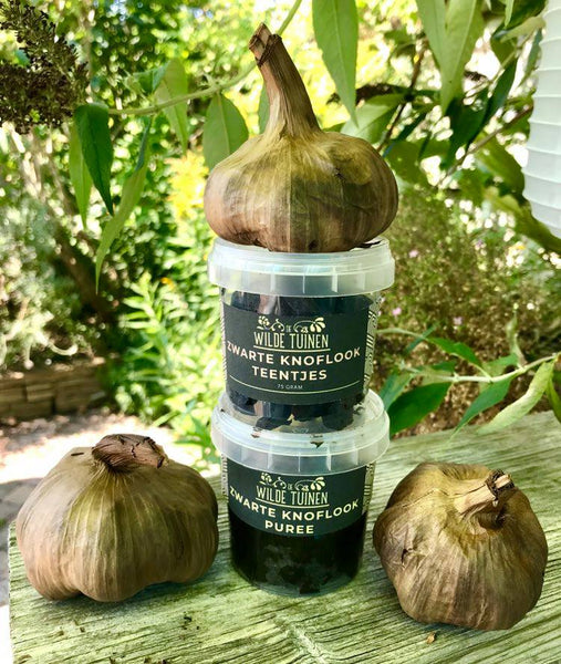 Black Garlic (gepeld)