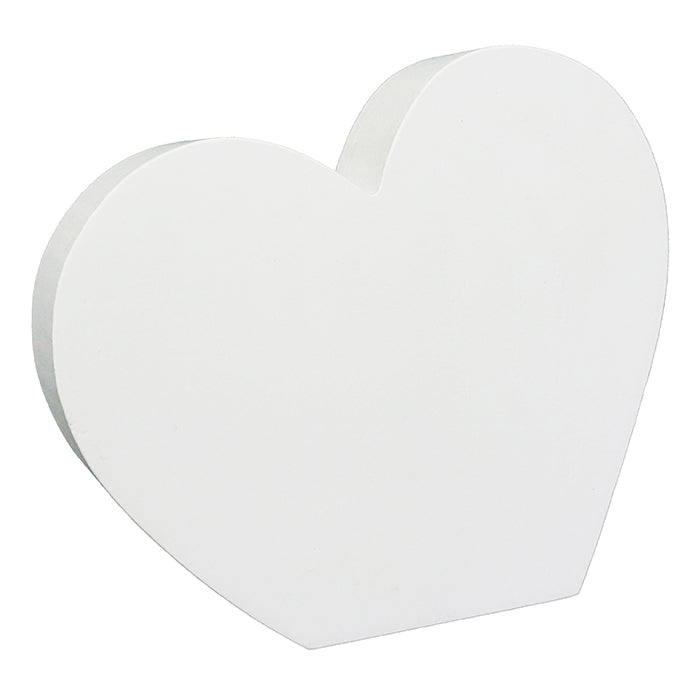 Heart Photo Block