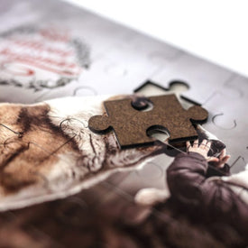 Image of Wooden Jigsaw