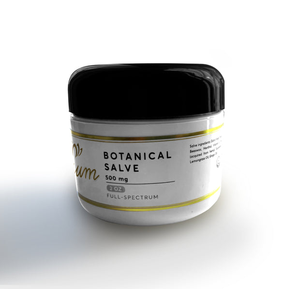 Herbal Botanical Salve 500mg