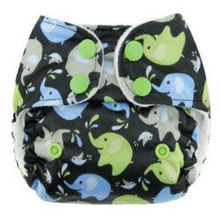 Blueberry Pocket Cloth Diaper