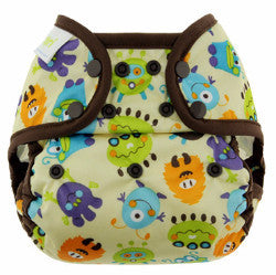 Blueberry Capri Cloth Diaper Cover