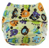 Blueberry Basix All In One Cloth Diaper