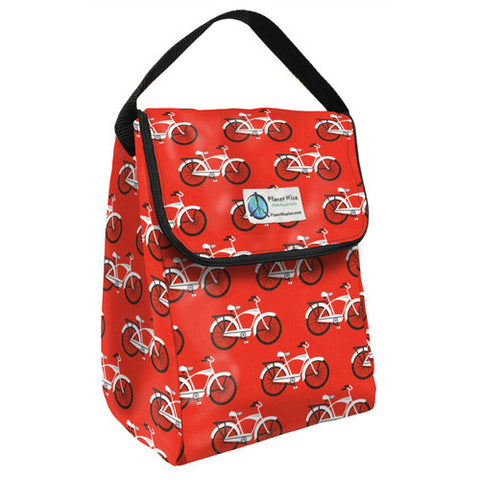 Planet Wise Convertible Lunch Bag