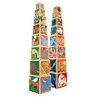 Animal Nesting Blocks