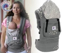 ERGObaby Carrier- Galaxy Grey