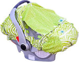 Turtle Toppy Car Seat Cover
