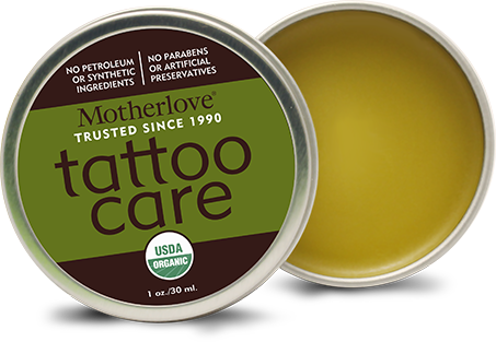 Motherlove- Tattoo Care, 1 oz.