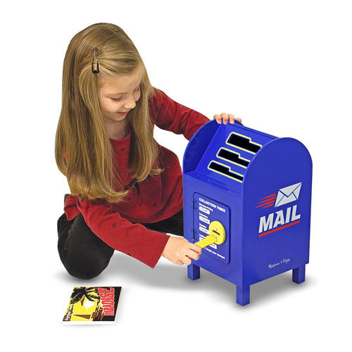 Melissa & Doug - Stamp & Sort Mailbox
