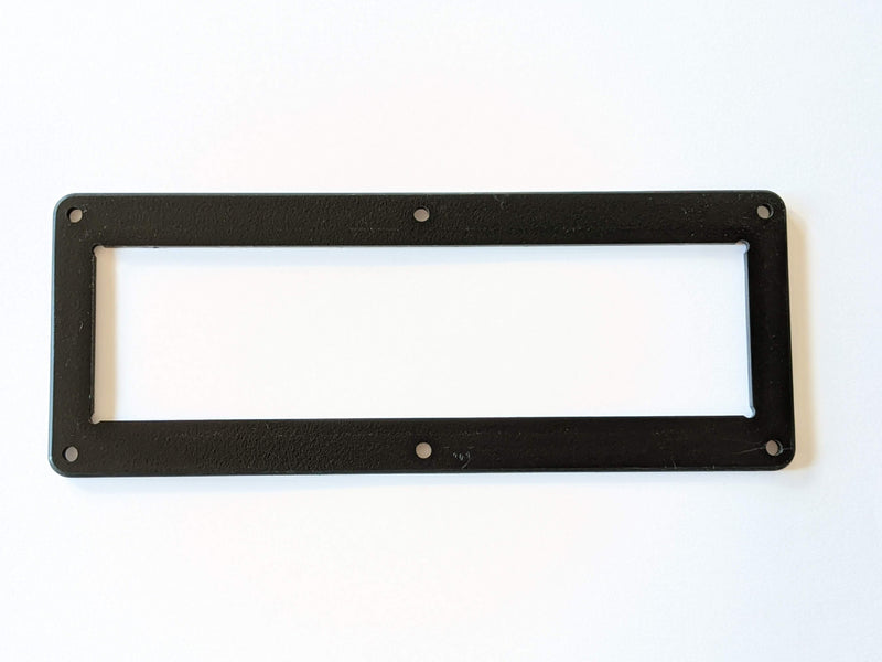 Blue Bird M380/450 Dash Switch Bezel (black) - multiple sizes