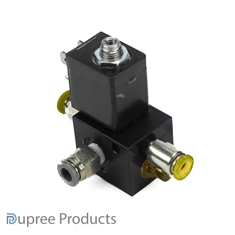 Dupree Power Valve -  Solenoid
