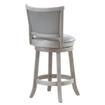 Rowan 26'' Counter Stool, set of 2 in Grey
