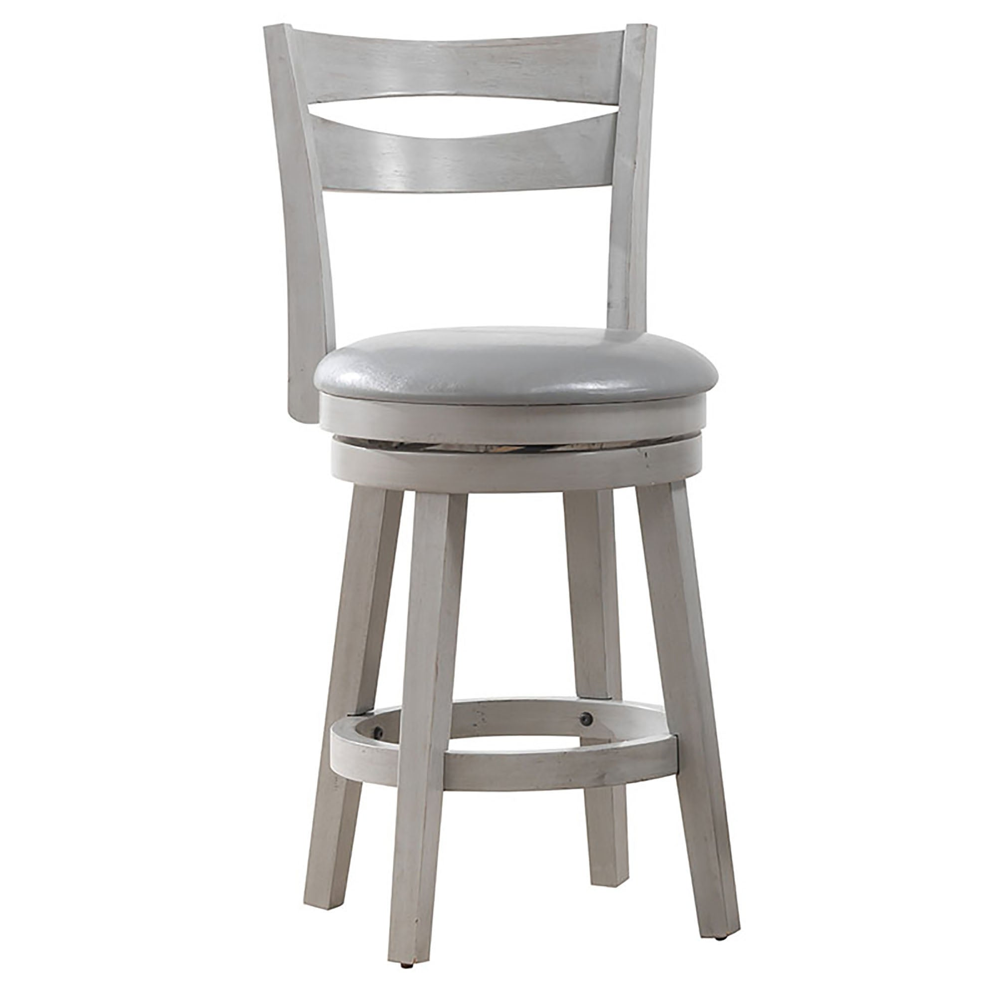 Harlo 26'' Counter Stool, set of 2 in Grey