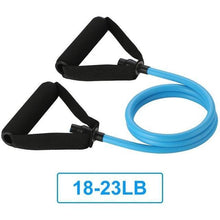 Load image into Gallery viewer, Exercise 5 Levels Elastic Resistance Pull Rope - Blue -