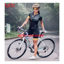 Load image into Gallery viewer, High-Quality Women's Triathlon Cycling Set - 18 / XS -