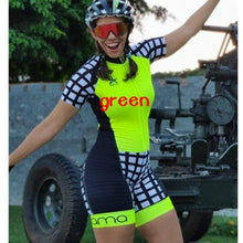 Load image into Gallery viewer, High-Quality Women's Triathlon Cycling Set - 4 / XXS -