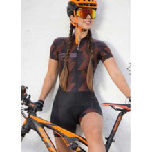 Load image into Gallery viewer, High-Quality Women's Triathlon Cycling Set - 7 / XL -