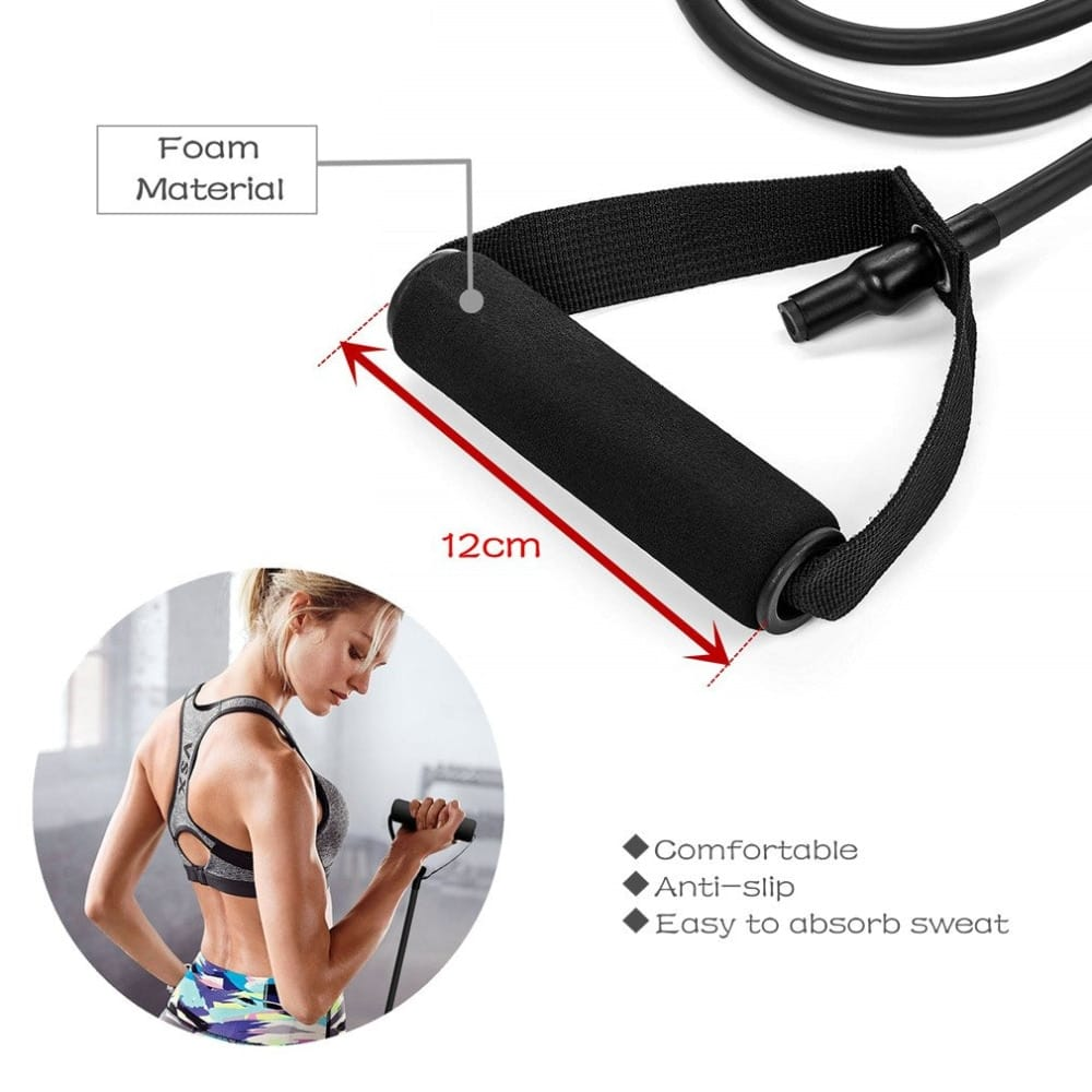 Exercise Elastic Resistance Pull Rope
