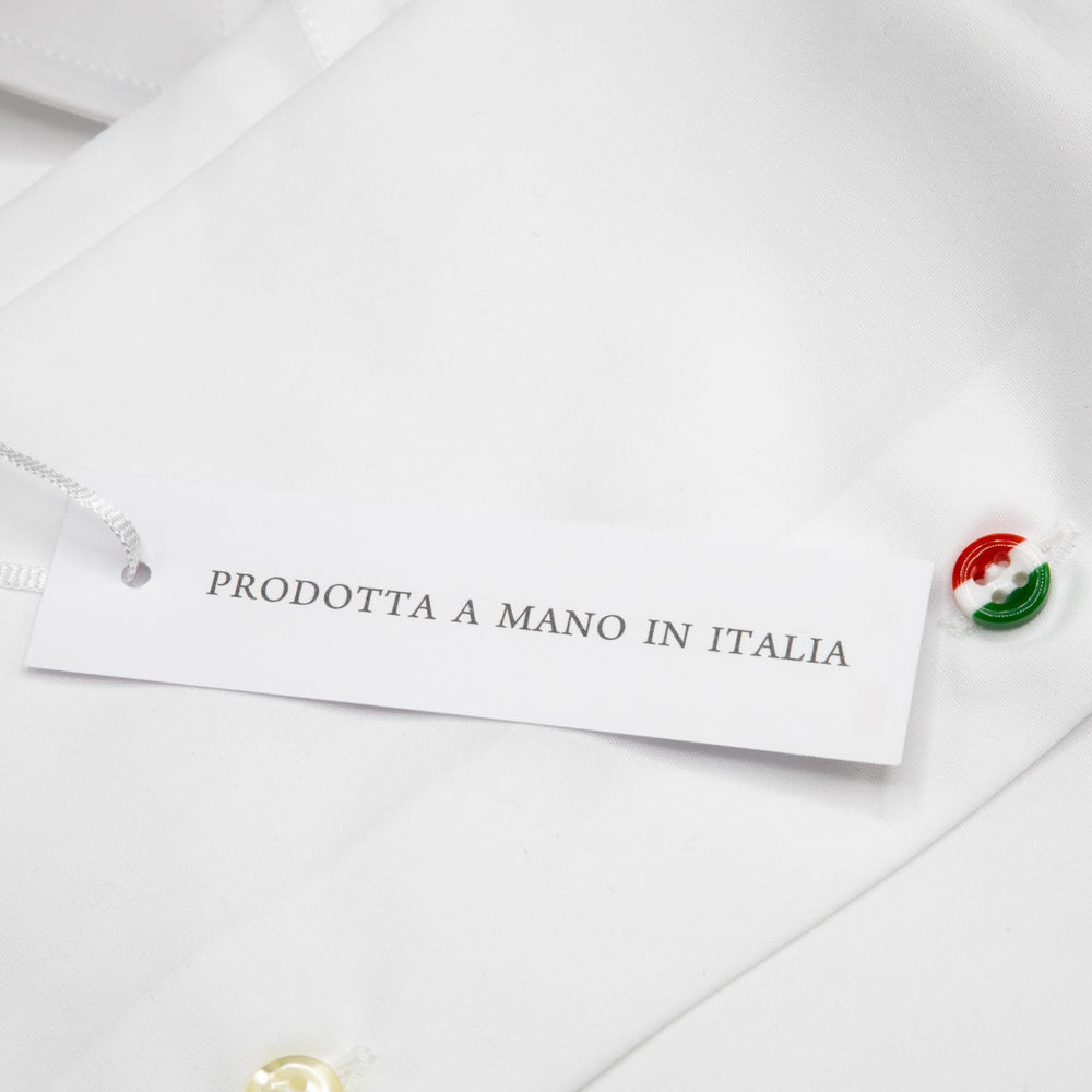Load image into Gallery viewer, Gammallini White Fit Shirt I Handmade in Italy