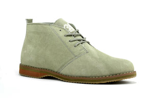 Men's Suede Desert Boot Beige