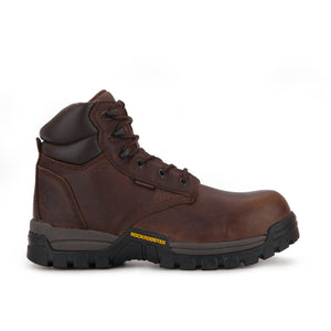 ROCKROOSTER 6inch MetalfreeWork Boots,Waterproof,EH AT697PRO DB