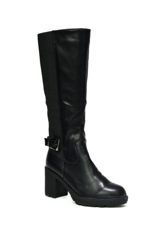 Your Basic Black Boot Black