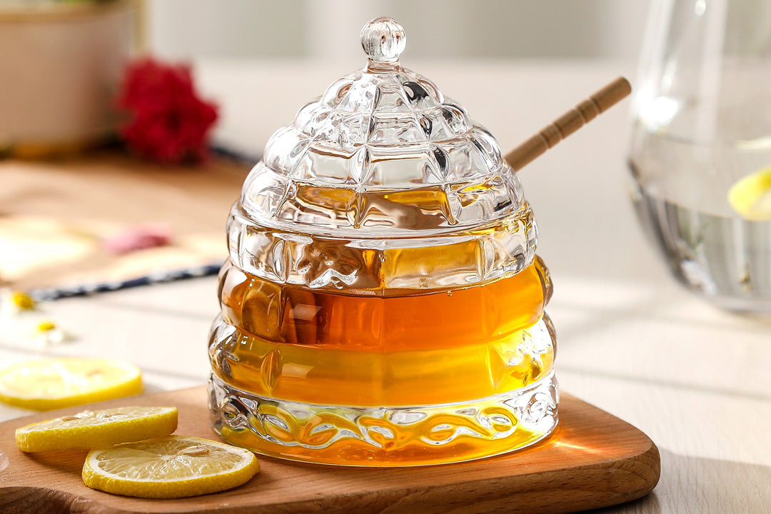omita honey jar how to store honey properly to avoid crystallization