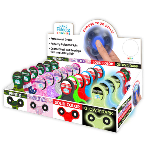 Wholesale Assorted Fidgetz Spinner Display