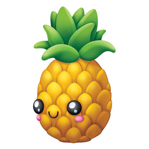 Pineapple Squish-N-Squeez'em Toy