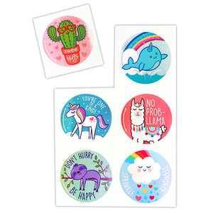 Magical Fun Stickers