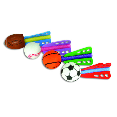 Sport Ball Foam Rockets